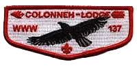 Colonneh Lodge flap