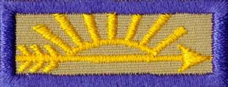 Arrow of Light patch
