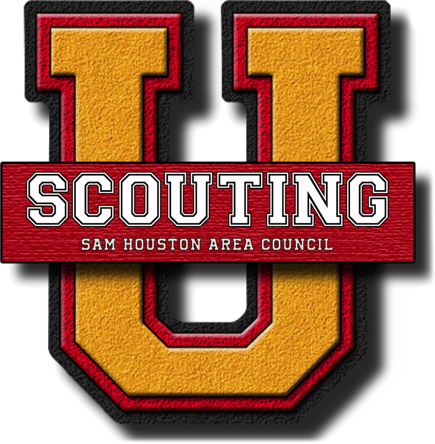 University of Scouting graphic